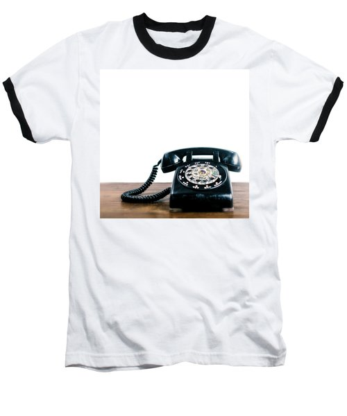 Call Me Let's Do Work. Baseball T-Shirt by TC Morgan