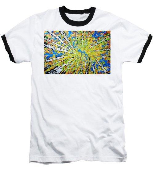 Calming Canopy Baseball T-Shirt