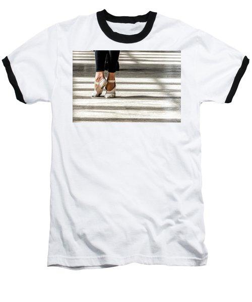Camaguey Ballet 2 Baseball T-Shirt