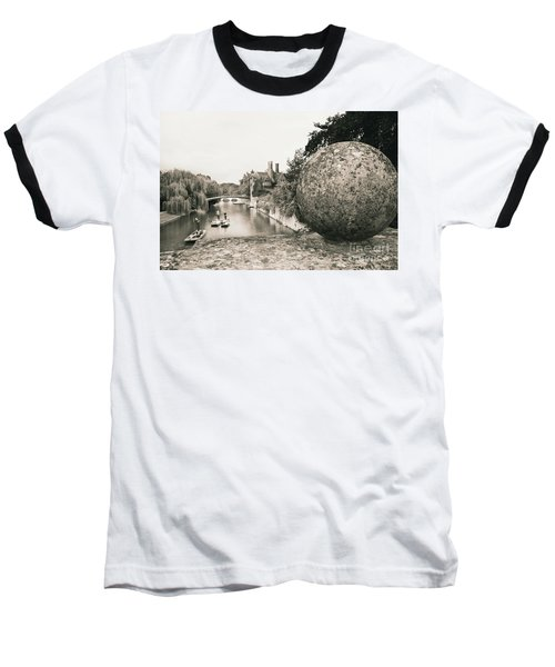 Cambridge Punting  Baseball T-Shirt