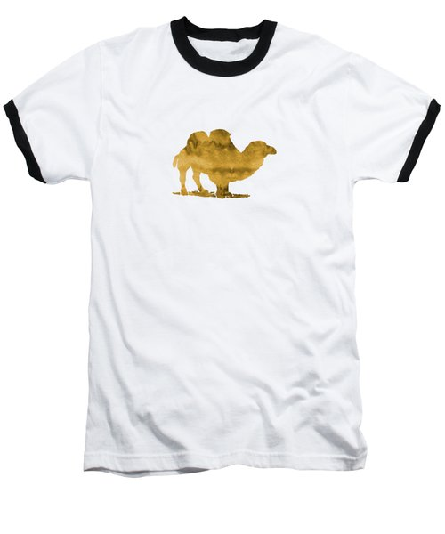 Camel Baseball T-Shirt