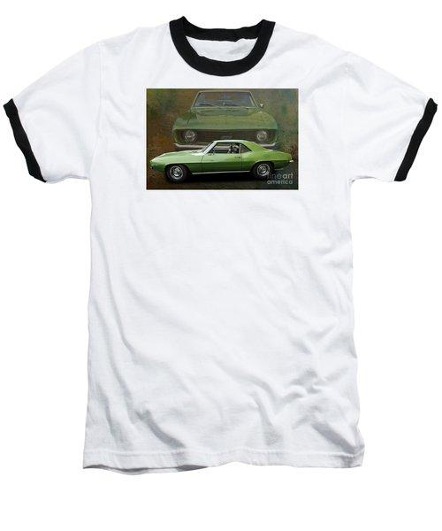 Camero Baseball T-Shirt