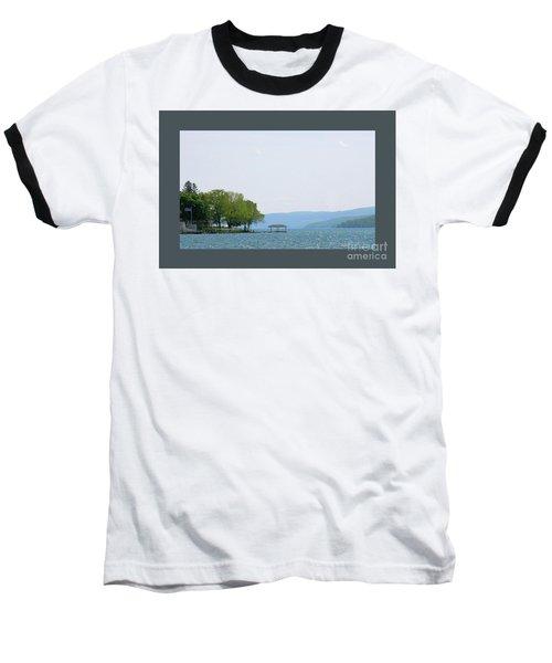 Canandaigua Lake Baseball T-Shirt