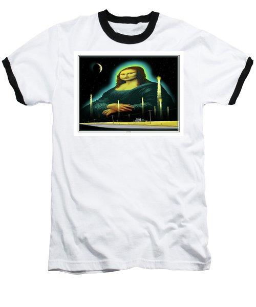 Candles For Mona Baseball T-Shirt