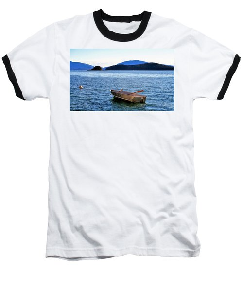 Canoe Baseball T-Shirt