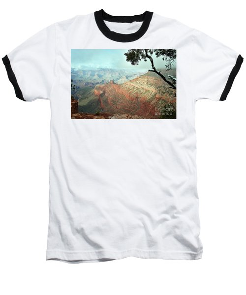 Canyon Captivation Baseball T-Shirt