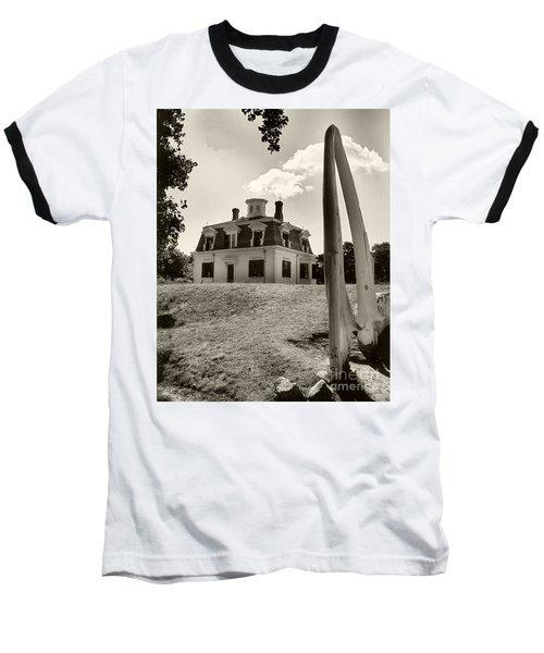 Captions Home Baseball T-Shirt