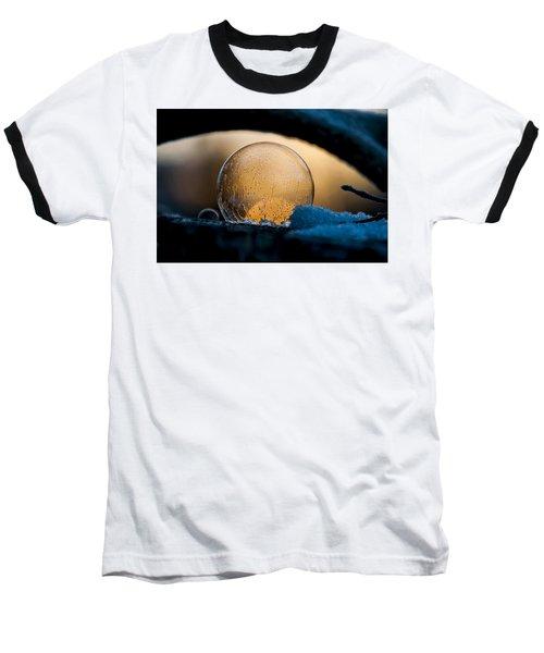 Captured Sunrise Baseball T-Shirt