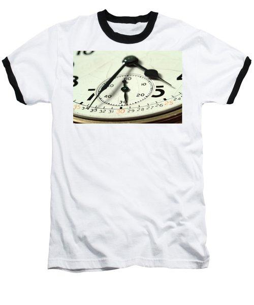 Captured Time Baseball T-Shirt