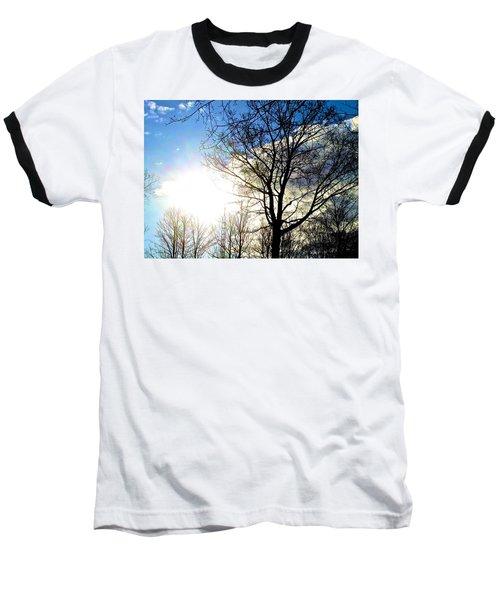 Capturing The Morning Sun Baseball T-Shirt