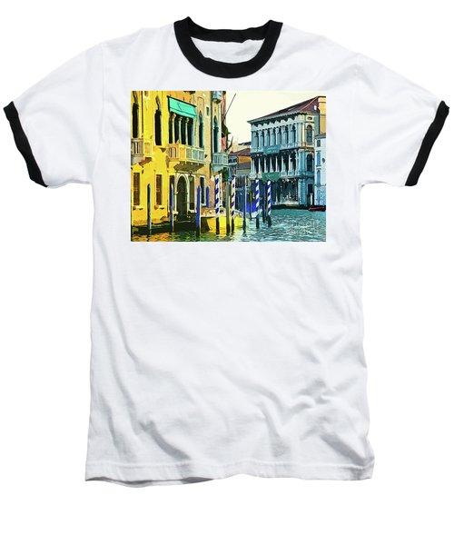 Ca'rezzonico Museum Baseball T-Shirt