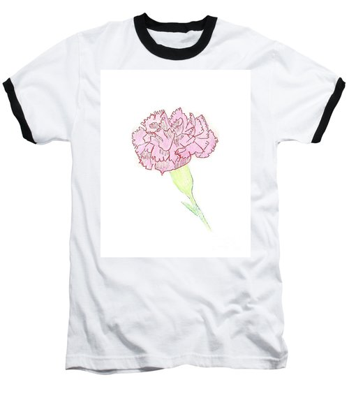 Carnation Baseball T-Shirt