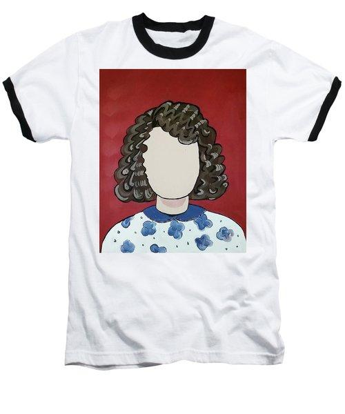 Carol Baseball T-Shirt