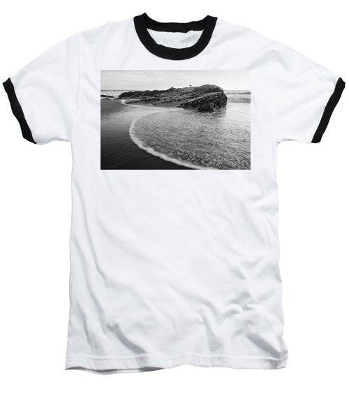 Carpinteria Seagull Baseball T-Shirt