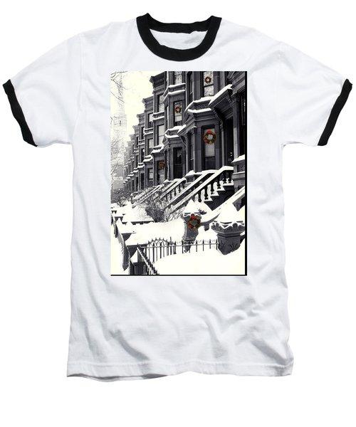 Carroll Street Baseball T-Shirt