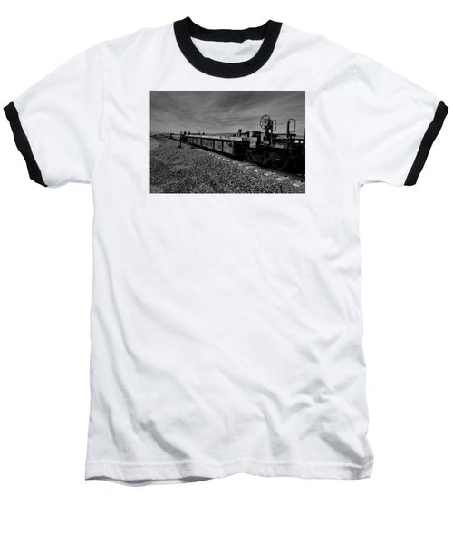 Cars Waiting To Go Baseball T-Shirt