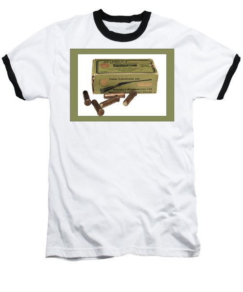 Cartridges For Rifle Baseball T-Shirt