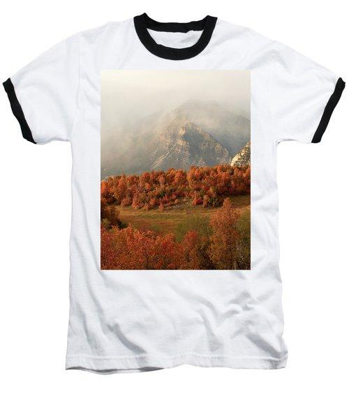 Cascading Fall Baseball T-Shirt
