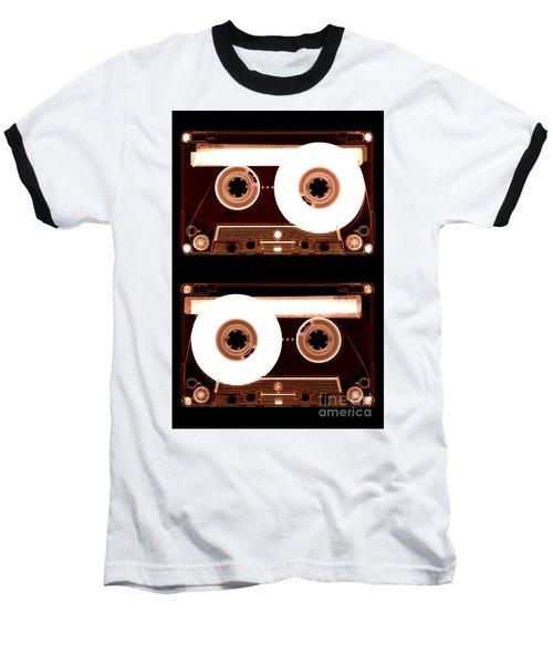 Cassette Tapes Baseball T-Shirt
