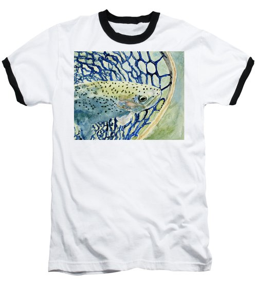 Catch And Release Baseball T-Shirt