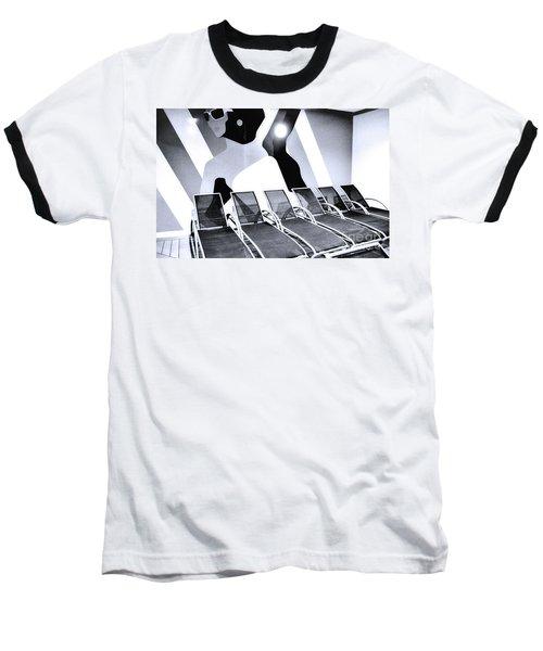 Catching Rays Baseball T-Shirt