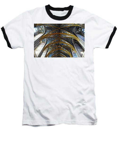 Cathedral Albi Baseball T-Shirt