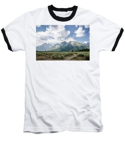 Baseball T-Shirt featuring the photograph Cathedral Group No.1 by Margaret Pitcher