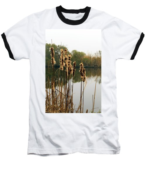 Cattails Baseball T-Shirt