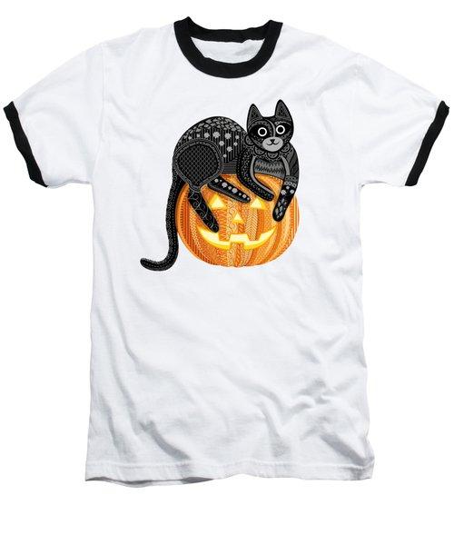 Cattober Baseball T-Shirt