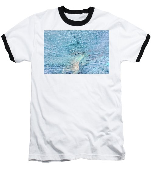 Baseball T-Shirt featuring the photograph Cave Colors by Wanda Krack