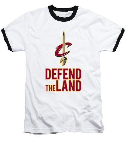 Cavs1 Baseball T-Shirt