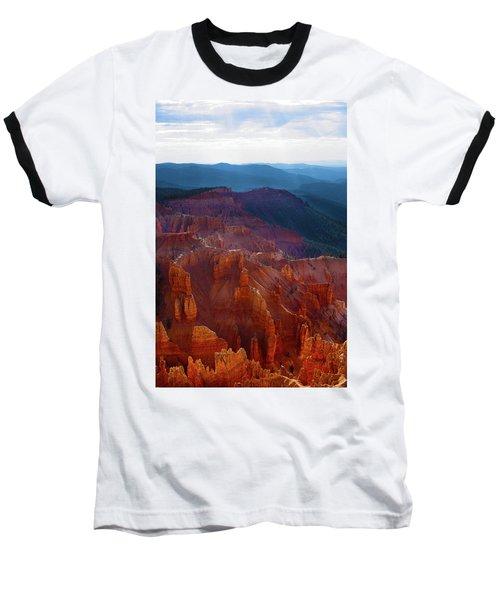 Cedar Breaks Brilliance Baseball T-Shirt