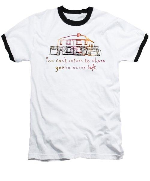 Cedarwood House Baseball T-Shirt
