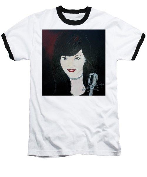 Celeste Barbier Baseball T-Shirt