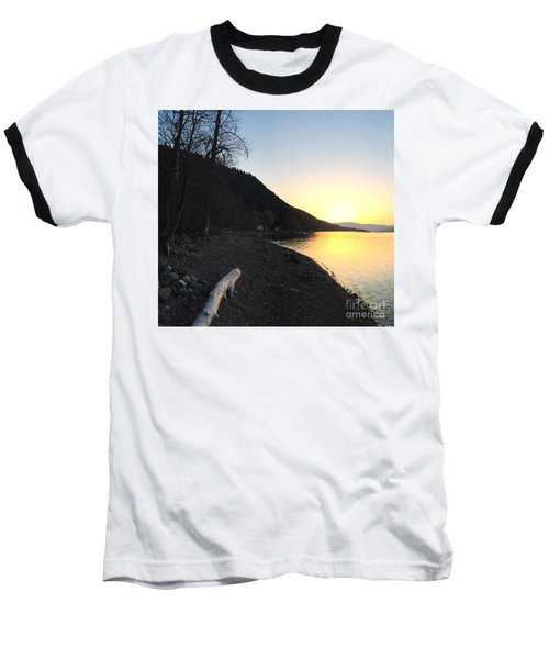 Celista Sunrise 1 Baseball T-Shirt by Victor K