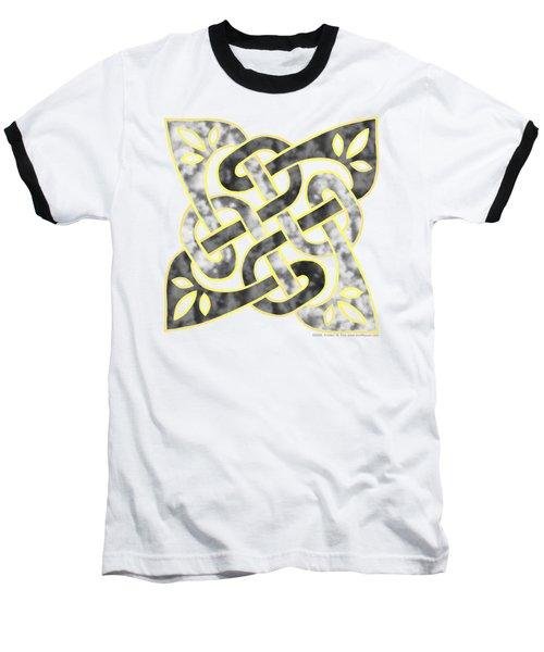 Celtic Dark Sigil Baseball T-Shirt