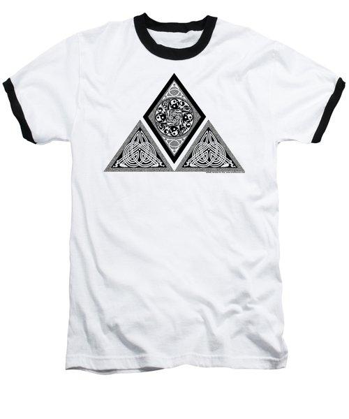 Celtic Pyramid Baseball T-Shirt