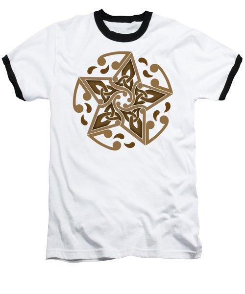 Celtic Star Baseball T-Shirt
