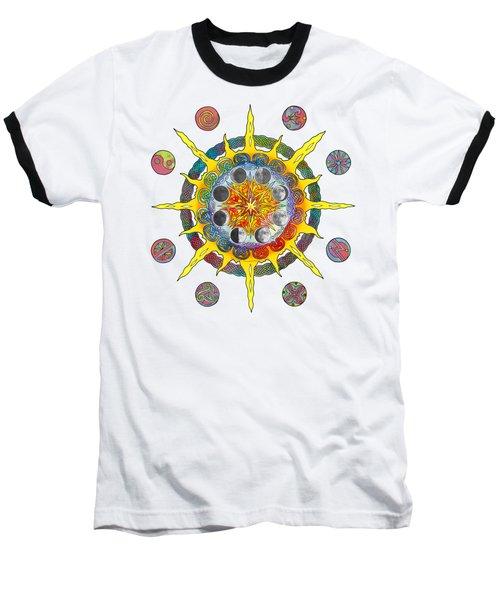 Celtic Stargate Baseball T-Shirt