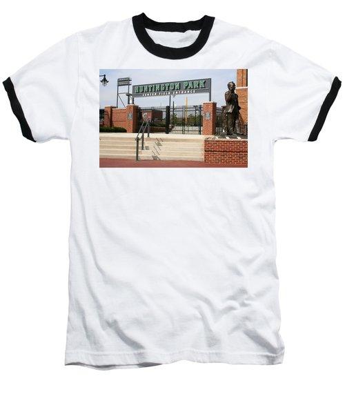 Center Field Entrance At Huntington Park  Baseball T-Shirt