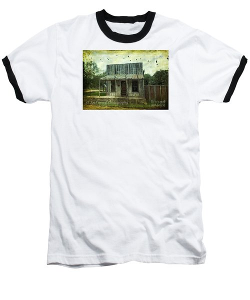 Baseball T-Shirt featuring the photograph Central London - No.1127 by Joe Finney