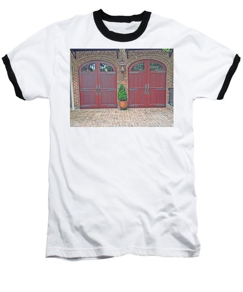 Charleston Doors Baseball T-Shirt