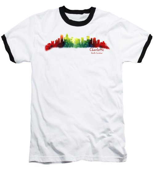 Charlotte North Carolina Tshirts And Accessories Baseball T-Shirt