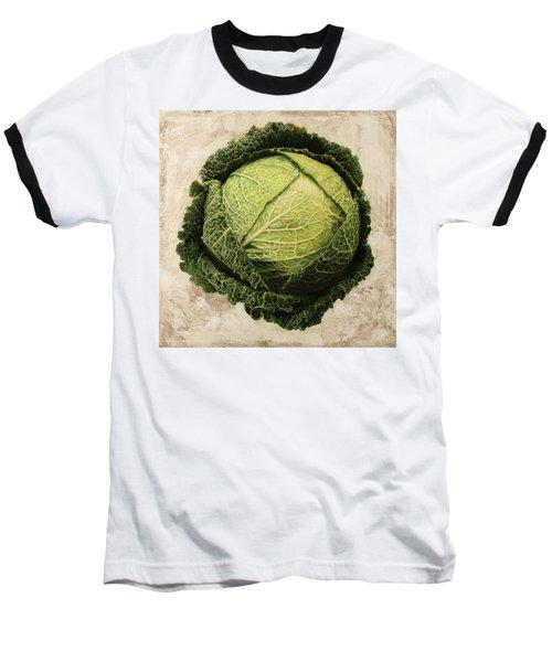 Checcavolo Baseball T-Shirt by Danka Weitzen