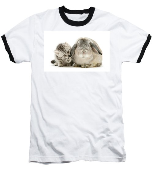 Checking For Grey Hares Baseball T-Shirt