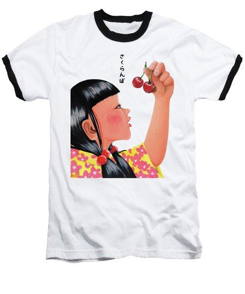Cherry Baseball T-Shirt