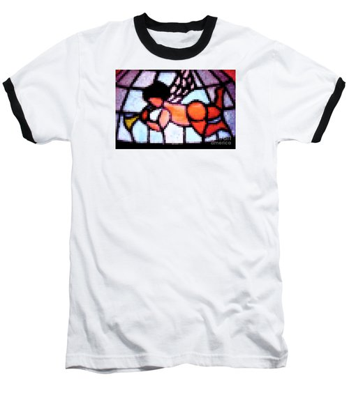 Cherub Art  Baseball T-Shirt