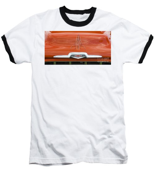 Chevrolet 30 Baseball T-Shirt by Wendy Wilton