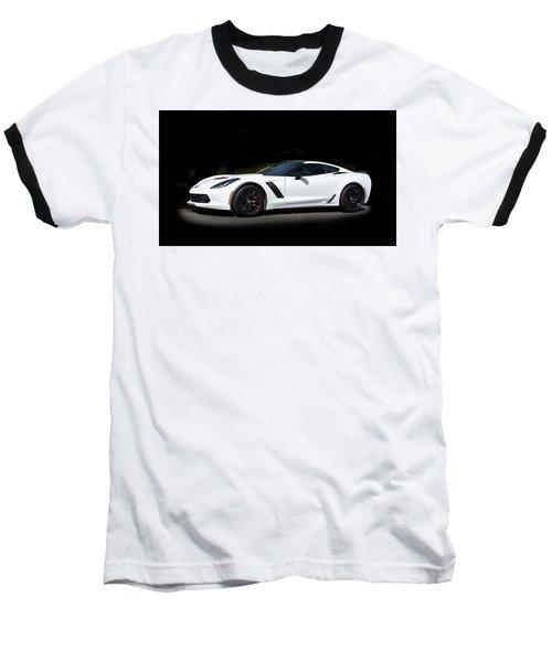 Chevrolet Corvette Z06 - 2017  Baseball T-Shirt