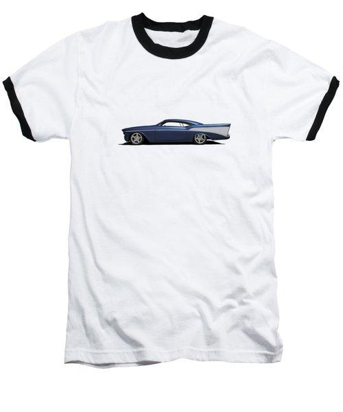 Chezoom Baseball T-Shirt by Douglas Pittman